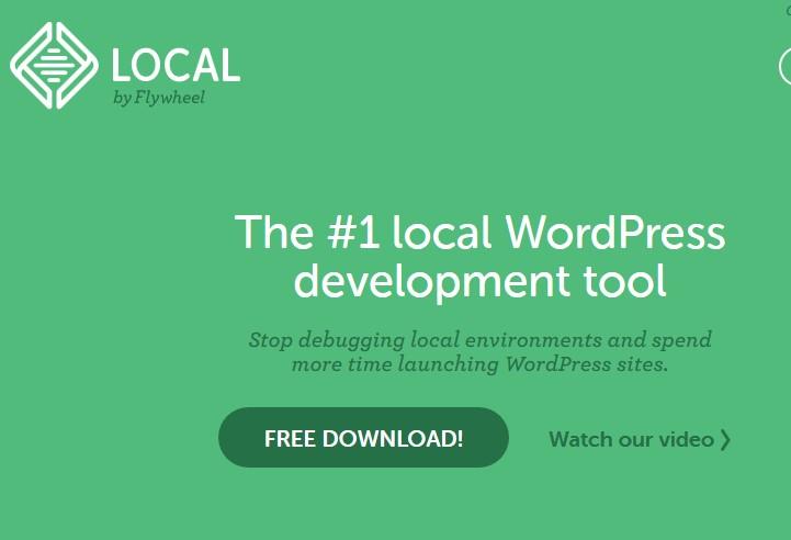 Site de téléchargement Local By Flywheel